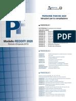 PF1 Istruzioni 2020