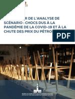 DPB - Mise à jour de l'analyse de scénario