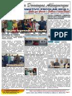 informativo 2016.1 - Escola Domingos Albuquerque
