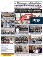 INFORMATIVO 2019.1 - Escola Domingos Albuquerque