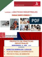 INDUCCION ESTUDIANTES PRACTICAS INDUSTRIALES-2019