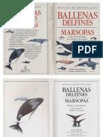 Ballenas, Delfines y Marsopas, Manuales de Identificación - Mark Carwardine, Martin Camm.pdf