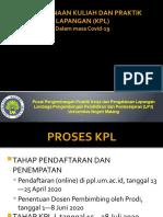 Pelaksanaan KPL dalam masa Covid-19.pptx