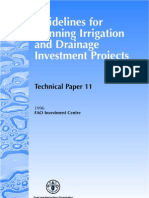 06 Investment Drainage System
