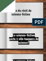 Plan du récit de science-fiction _ les notions