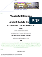 Druscilla Houston - Wonderful Ethiopians of Ancient Cushite Empire eBook