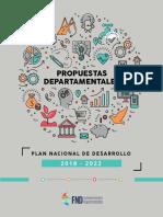 Propuestas PND 2018-2022 V7