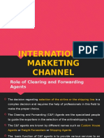 04 International Marketing Channel