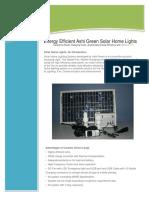 Solar-Home-Lights