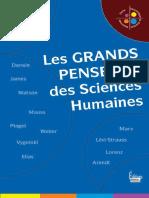 LES GRANDS PENSEURS DES SCIENCES HUMAINES.pdf