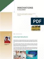 Part-III Innovations for Gujarat