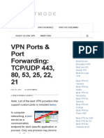 VPN Ports & Port Forwarding_ Tcp_udp 443, 80, 53, 25, 22, 21 – Cryptmode