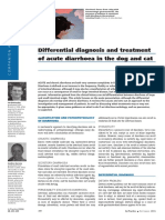 5. Differential diagnosis and treatment of acute diarrhoea in the dog and cat.pdf