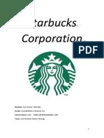 Starbucks+Corporation
