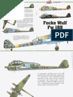 Focke Wulf Fw 189
