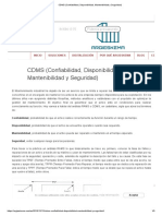 CDMS (Confiabilidad, Disponibilidad, Mantenibilidad y Seguridad).pdf