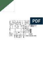 SM8 Desk Mic Schematic