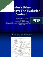 Dhaka Morphology