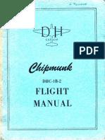 Dehavilland Dhc-1 Chipmunk Afm