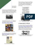Modernismo no Brasil 1 FASE