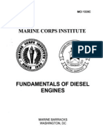 Funadmentals of Diesel Engines