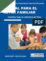 Manual ALTAR FAMILIAR ICCA