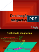Declinação Magnética