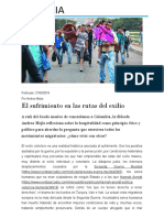 El éxodo masivo de venezolanos_Andrea Mejía (1)