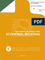 Fuga interregional de cerebros El caso colombiano