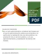 acto administrativo de la concesión .pptx