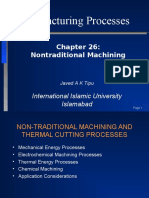 Chapter 26-Nontraditional Machining.ppt