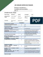 Checklist Silo # 2.rtf