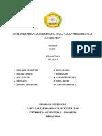 ASUHAN KEPERAWATAN KELUARGA PADA TAHAP PERKEMBANGAN ADOLESCENT(1).docx