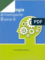 LIBRO - Metodologia de La Investigación Social 2