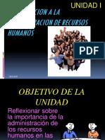 P-INTRODUCCION A LA ADMINISTRACION DE PERSONAL