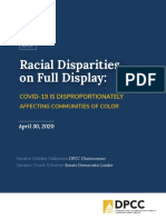 DPCC Report on Racial Disparities