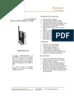 Folleto Router Mobile3G-242T