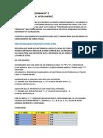 MATEMÁTICA - SEMANA 5 - 3ERO Y 5TO DE SEC