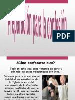 4- Pasos para la confesión