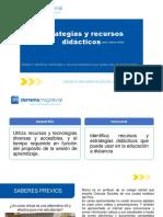 Unidad 1 - Estrategias y Recursos Didácticos Para Cursos Online