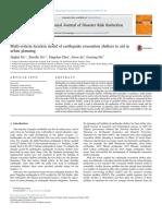 Multi-criteria location model of earthquake evacuation shelters to aid in.pdf