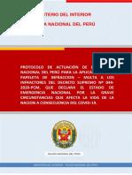 MULTA A INFRACTORES D.S 044-2020-PCM - Chávez & Chávez Asesores y Consultores  (1).pdf