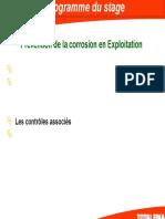 Controles corrosion SPTP
