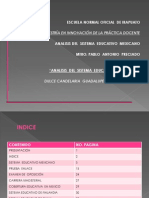educación mexico