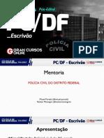 Mentoria - PCDF - Micael - Nelson