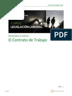 Curso Legislación Laboral COMPLETO