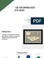 Presentación S.I.G