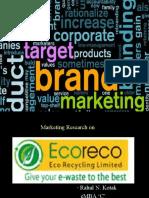 126 Marketing Ecoreco