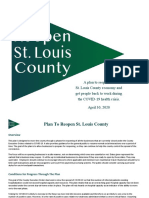 Reopen St. Louis County Plan