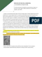 LOS LIBROS DE LECTURA EN LA ARGENTINA